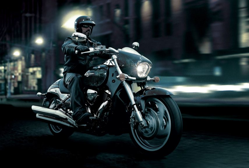 Moto del día: Suzuki Intruder M1500