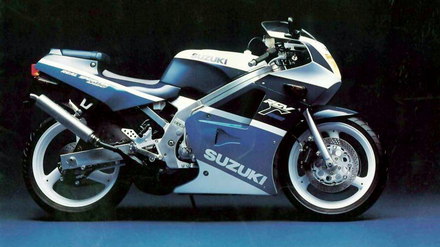 Moto del día: Suzuki RGV 250 (VJ21)