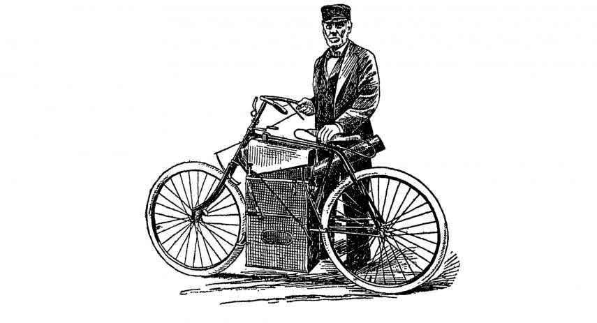 Sylvester H Roper 1896