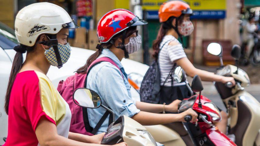 Uso de la moto durante el Estado de Alarma por coronavirus