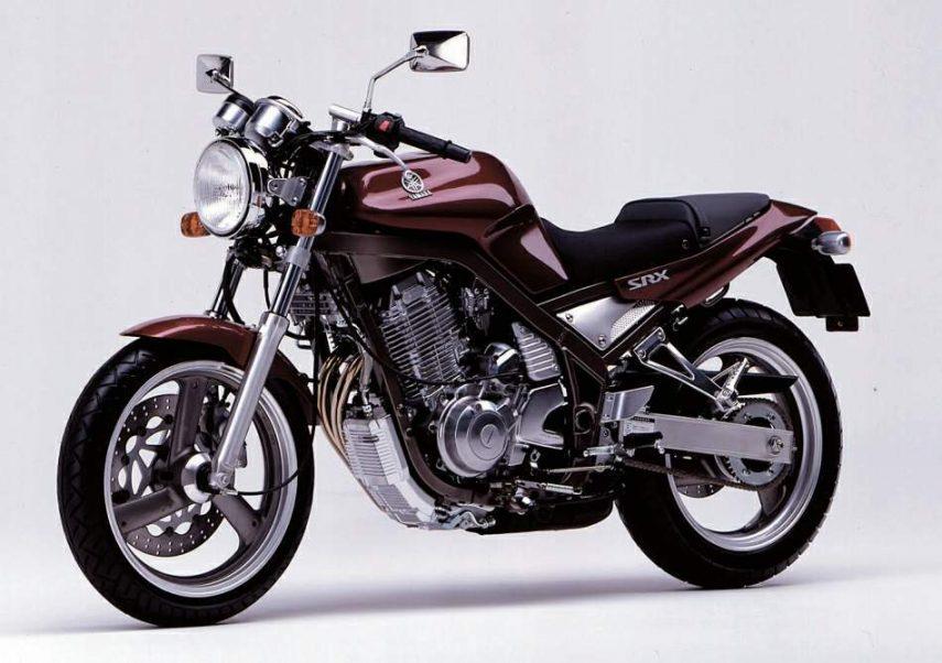 Yamaha SRX 400 de segunda generación