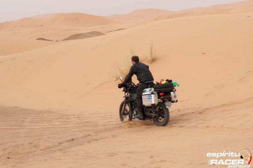 Un viaje a Marruecos con la Royal Enfield Himalayan