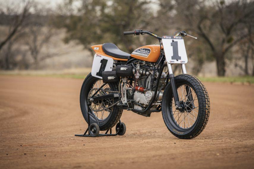 Harley-Davidson XR 750, 50 años de gloria y triunfos