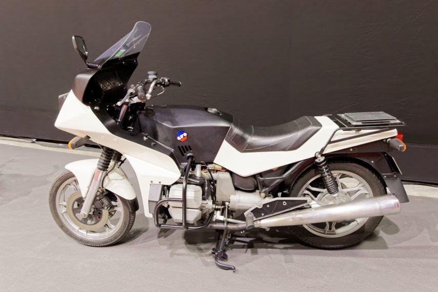 Moto del día: BFG/MBK 1300