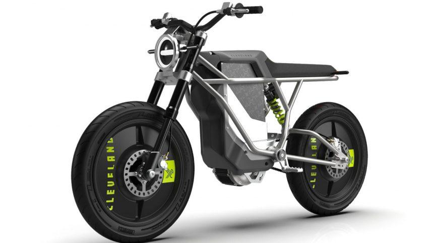 Cleveland CycleWerks saca sus primeras motos eléctricas