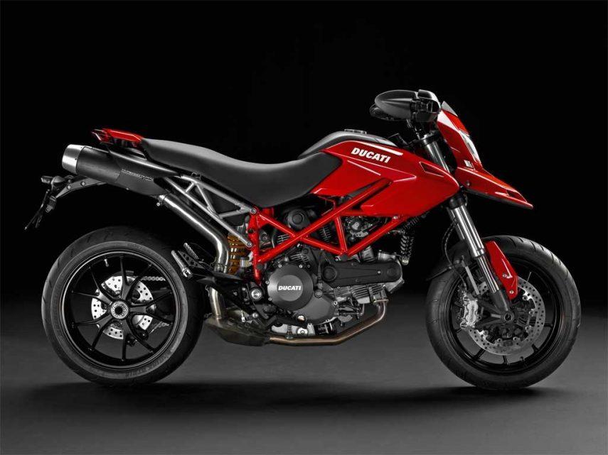 Moto del día: Ducati Hypermotard 796