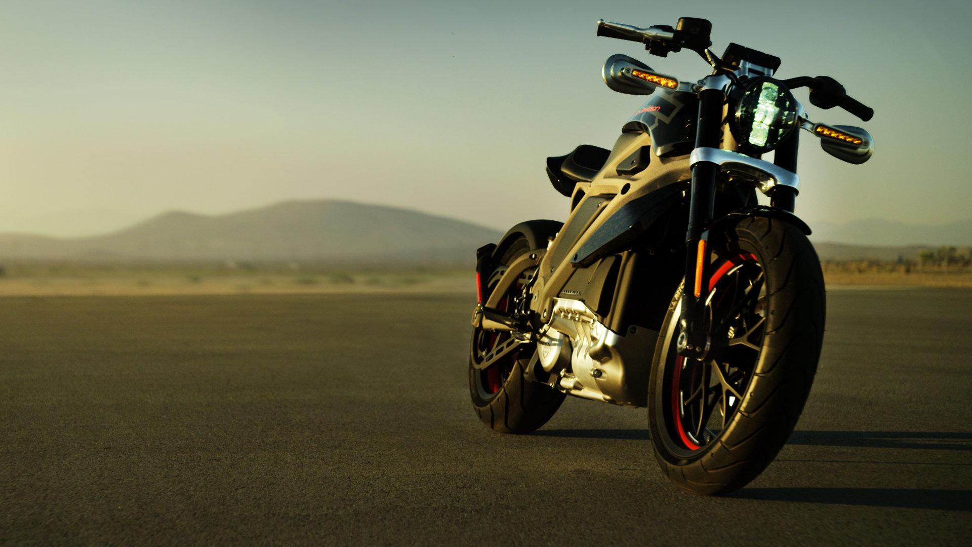 Moto del día: Harley-Davidson Project LiveWire (2014)