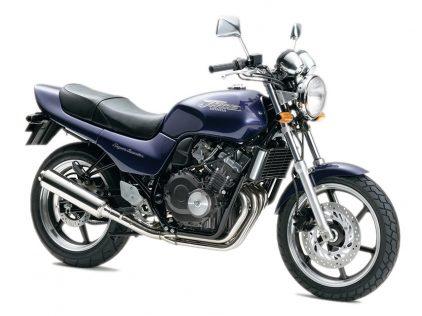 Honda CB 250 Jade 1