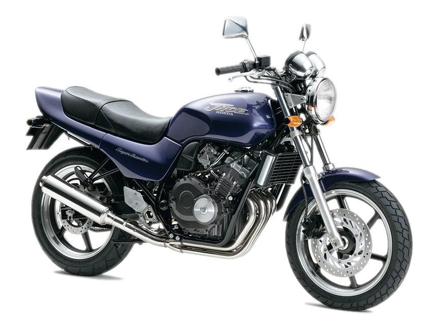 Moto del día: Honda CB 250 JADE (MC23)