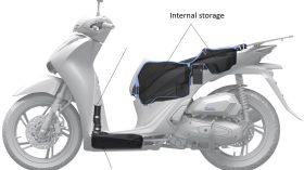 Honda Scoopy SH125i 41
