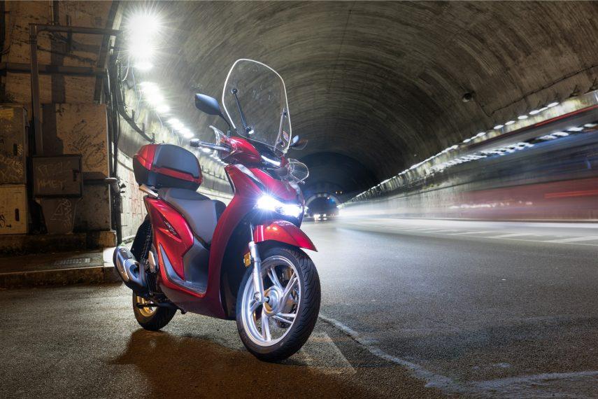 Honda Scoopy SH 125i 2020, reinterpretando y mejorando la fórmula del éxito