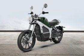 Horwin CR6 verde