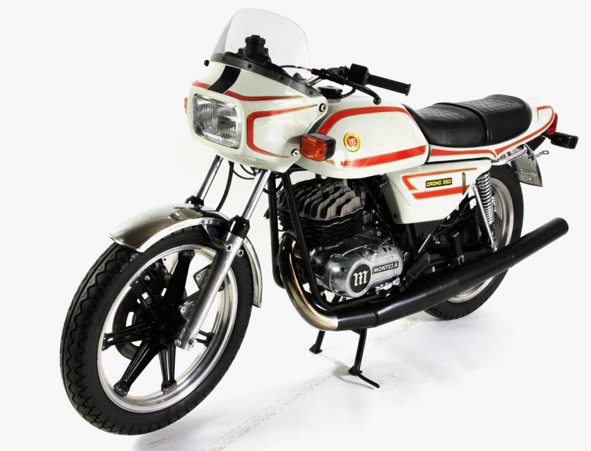 Moto del día: Montesa Crono 350