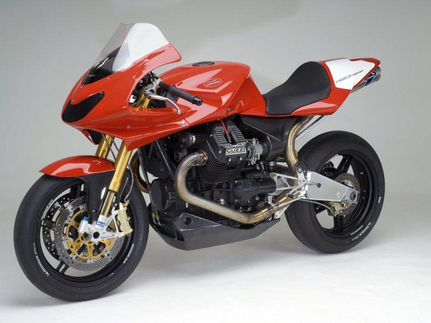 Moto Guzzi MGS 01 Corsa 2