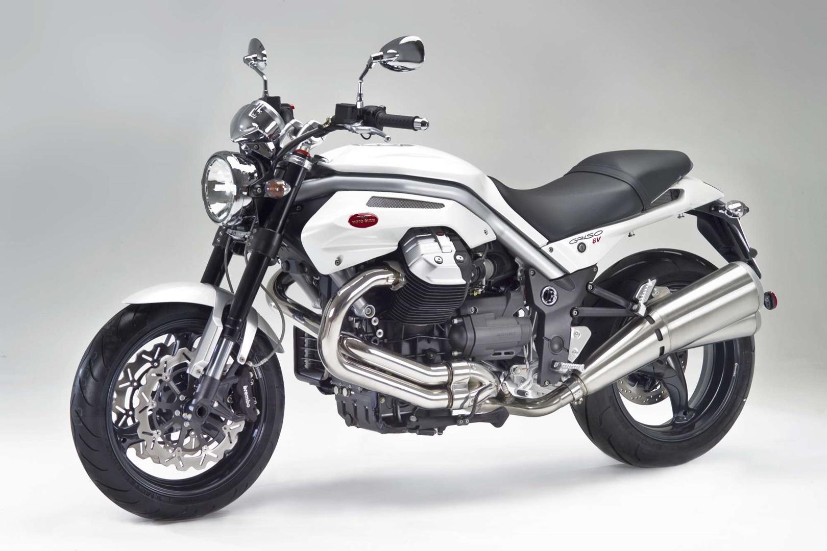 Moto del día: Moto Guzzi Griso 1200 8V
