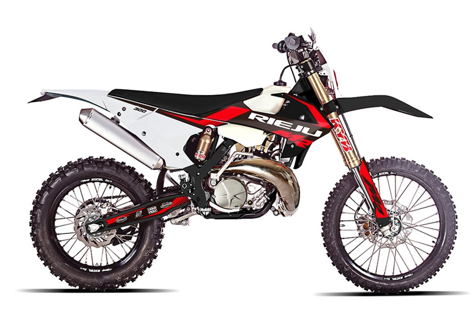 La nueva Rieju MR 300 Racing 2021 se pondrá a la venta el próximo mes