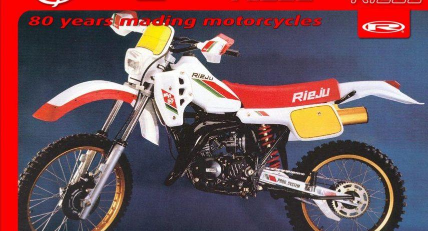 Rieju MR 80