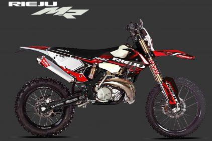 Estos son los diseños ganadores para la nueva Rieju MR Racing 300