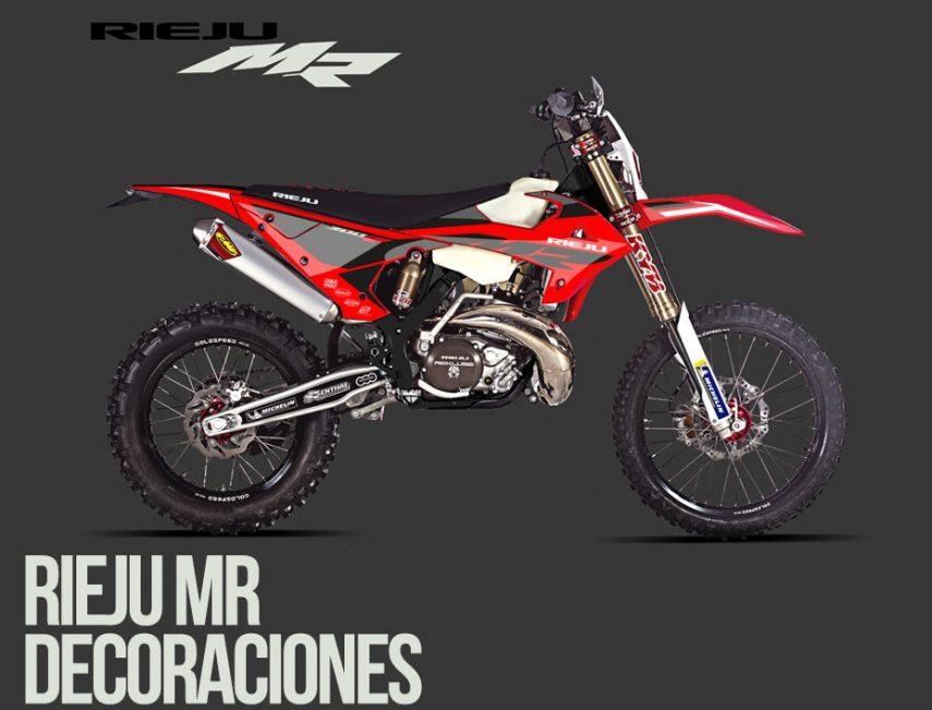Rieju MR Racing 300: la primera de muchas