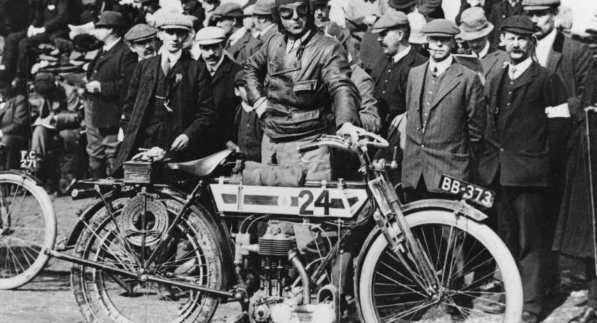 Robert Keith Arbuthnot 1908 Singles TT