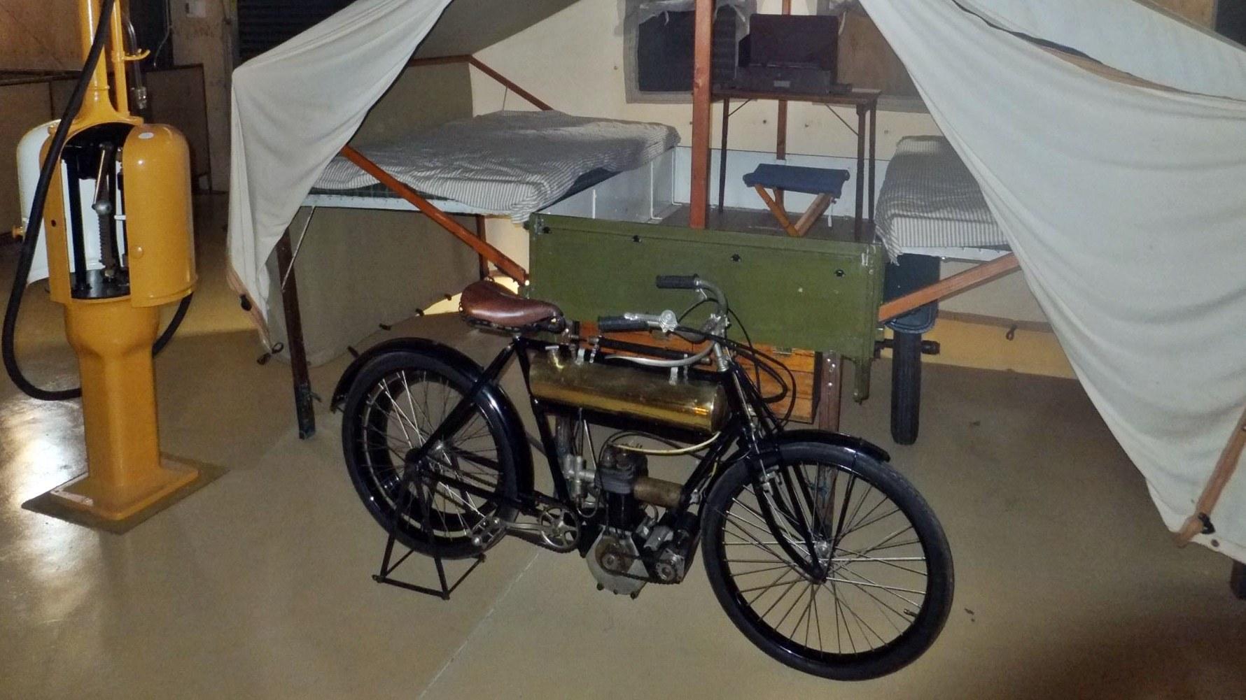 Moto del día: motocicleta Spencer