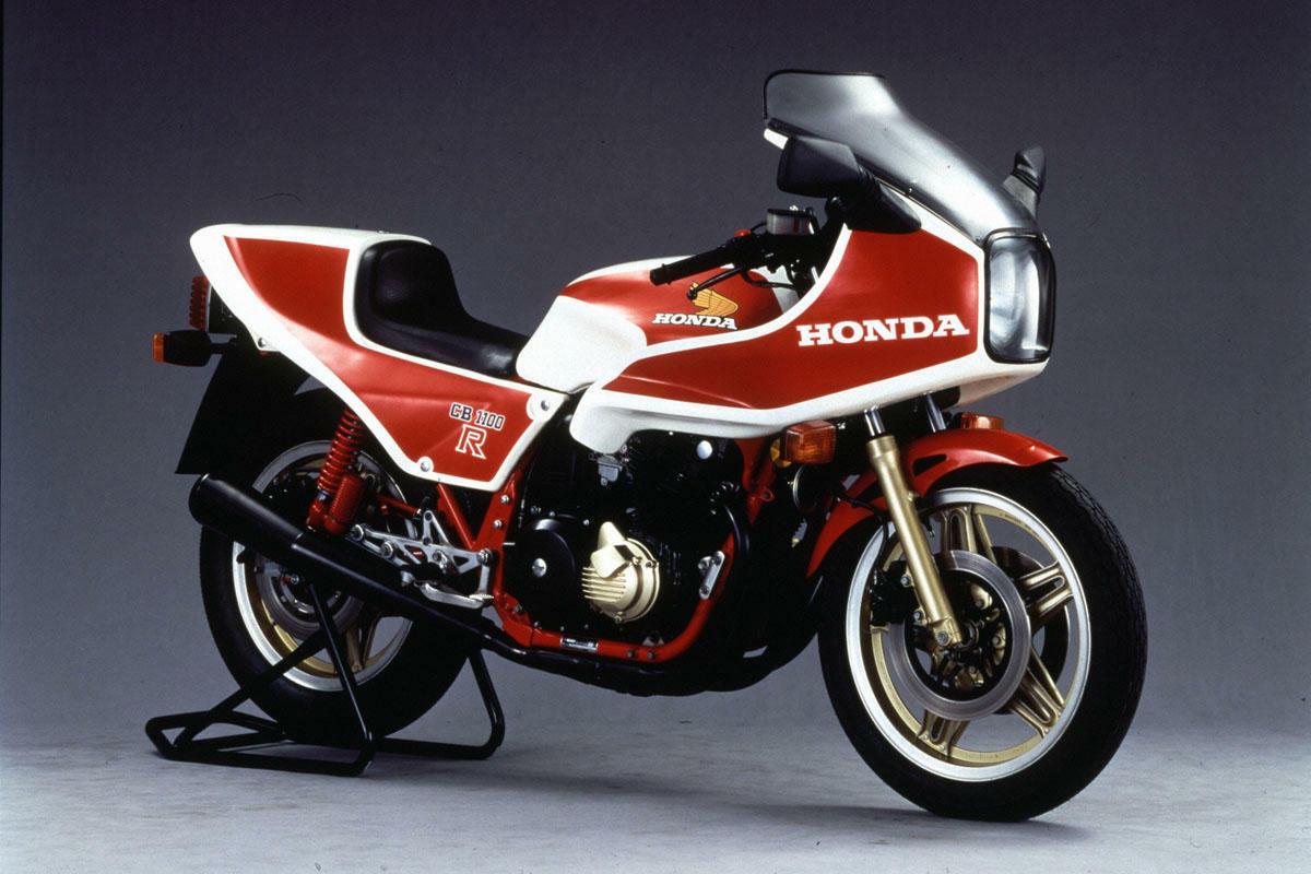 Moto del día: Honda CB 1100 R (RB/RC/RD)