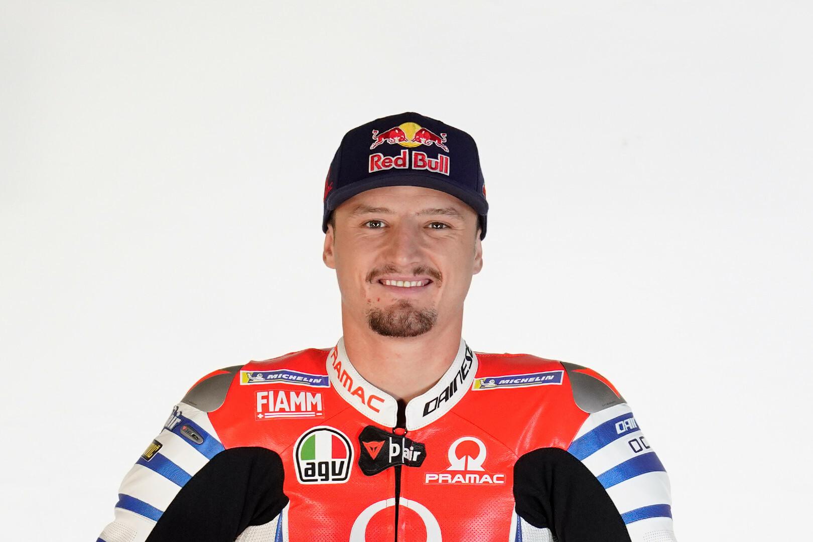 Oficial: Jack Miller firma con Ducati para 2021
