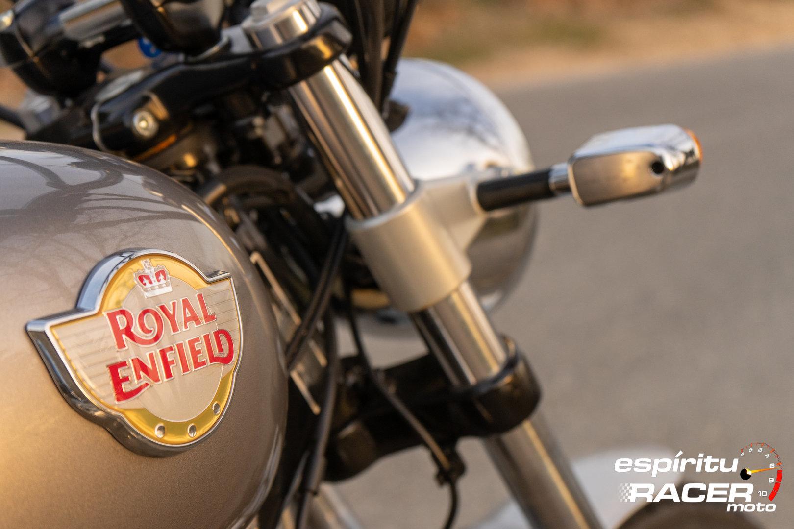 Royal Enfield confirma que está trabajando en una moto eléctrica