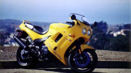 Triumph Daytona 1200 2