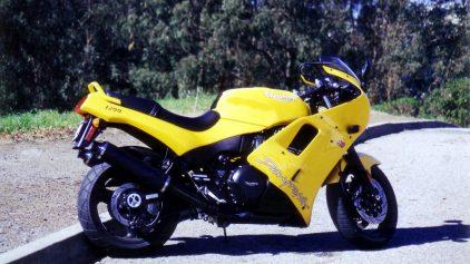 Triumph Daytona 1200 5