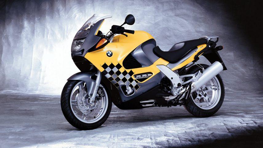 Moto del día: BMW K 1200 RS