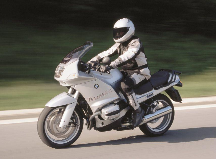 Moto del día: BMW R 1150 RS