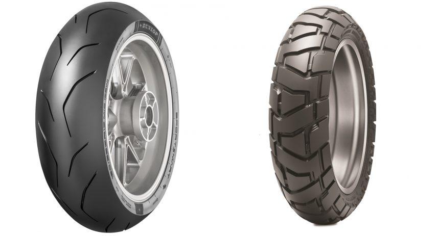 Dunlop SportSmart TT y Trailmax Mission
