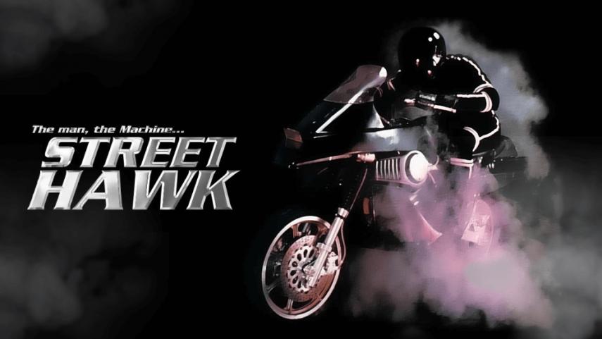 Moto del día: El Halcón callejero/Street Hawk