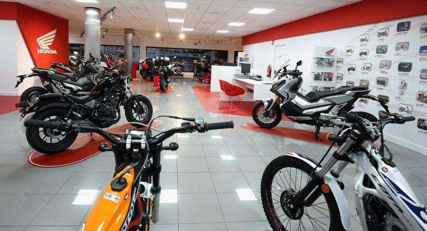 Honda Motos Romero
