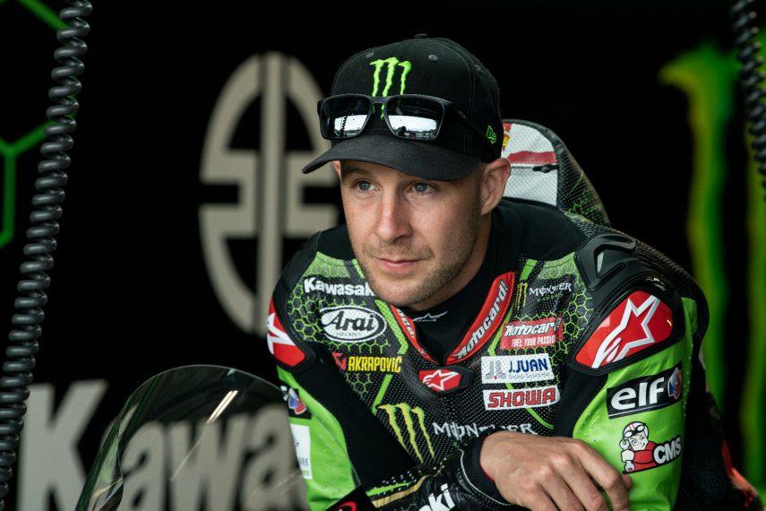 Jonathan Rea renueva con el Kawasaki Racing Team