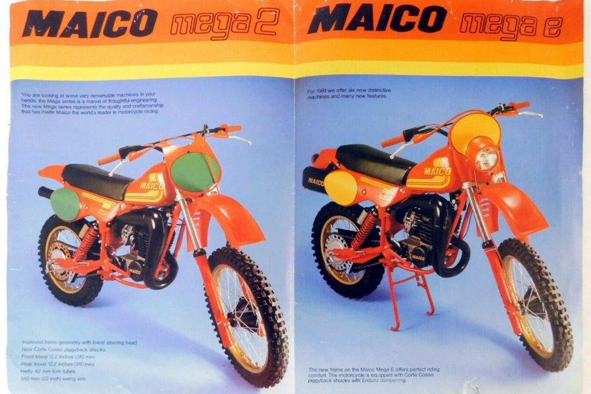 Moto del día: Maico 490 Mega 2
