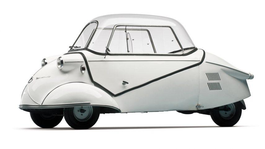 Moto del dia: Messerschmitt KR 175/200