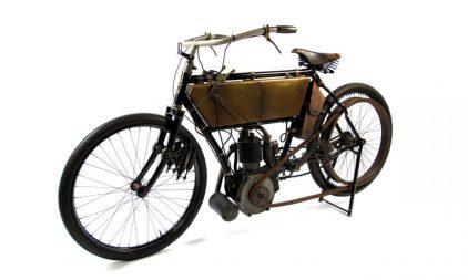 Moto del día: Motocicleta Villalbí