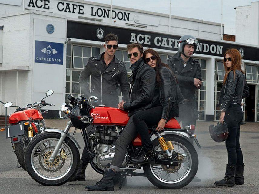 Royal Enfield trabaja en motos personalizadas ya directamente de fábrica