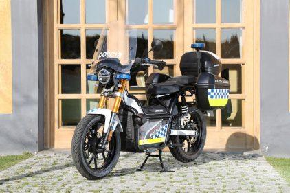 Rieju Nuuk policial
