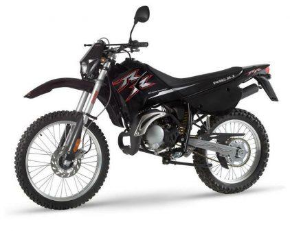 Rieju RR Sport 50 Black