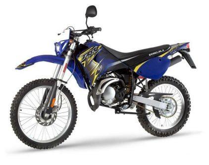 Rieju RR Sport 50 Blue