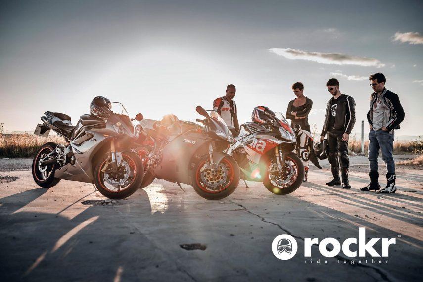 RocKr, la App para los amantes de las dos ruedas