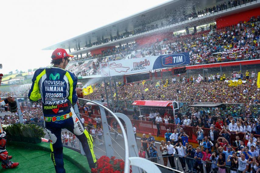 Rossi Mugello 2014