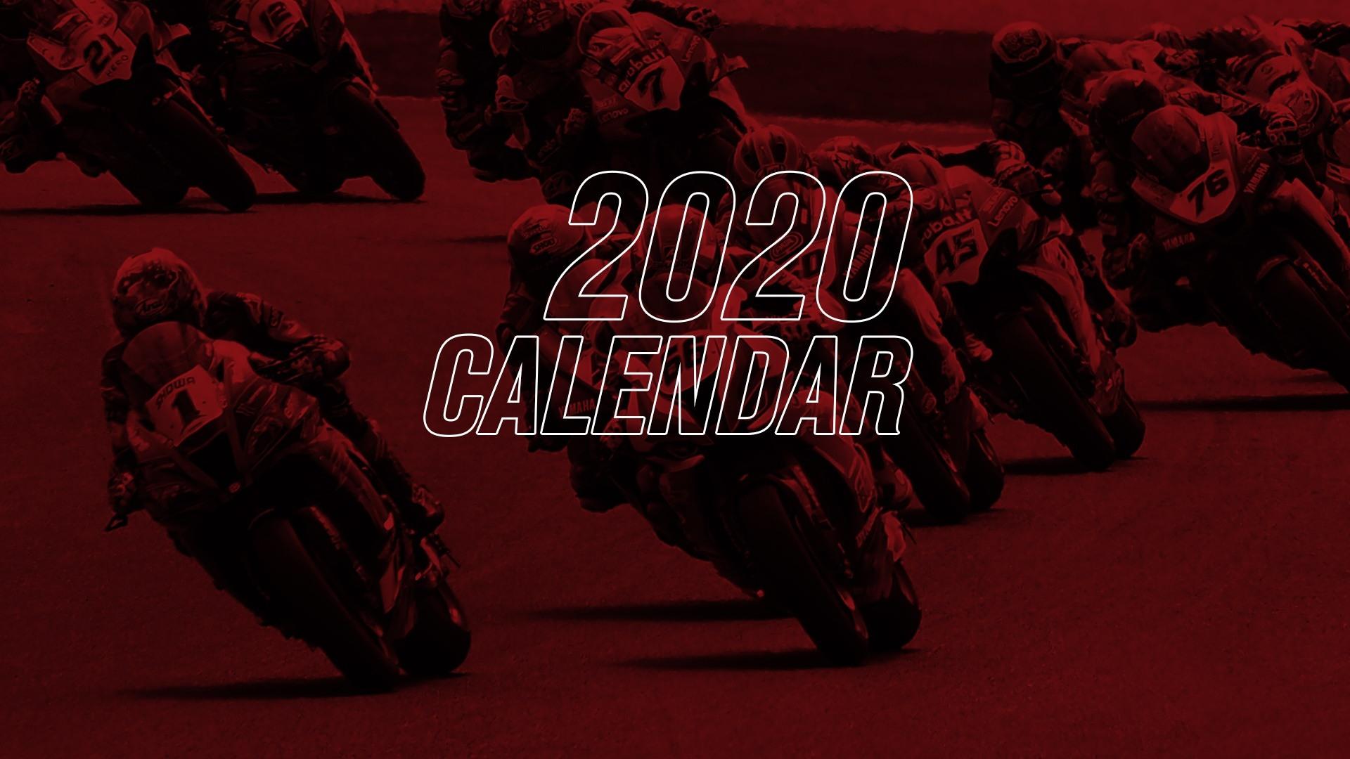 Confirmado el calendario del Campeonato del Mundo de Superbikes 2020 con seis rondas