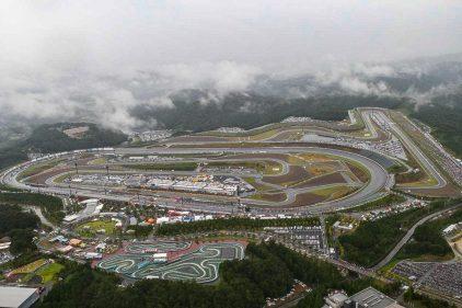 Cancelado el Gran Premio de Japón 2020