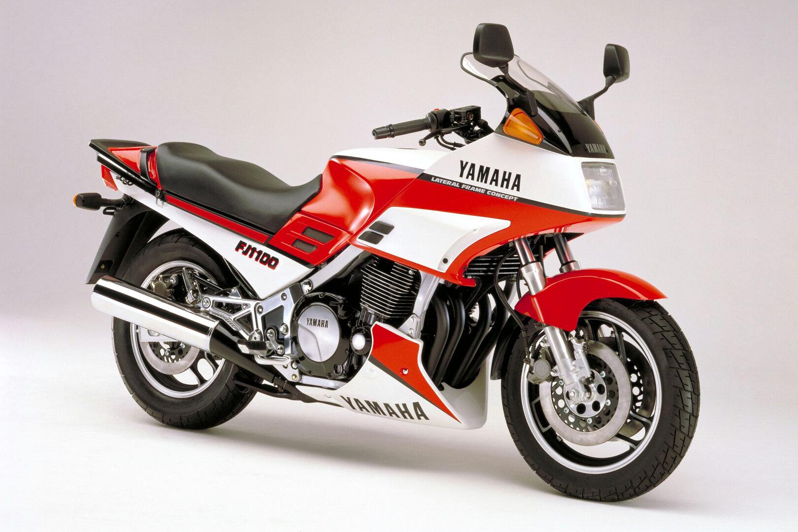 Moto del día: Yamaha FJ 1100/1200