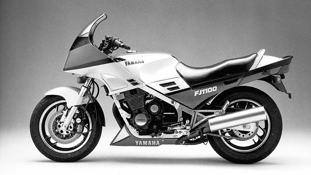 Yamaha FJ 1100 2
