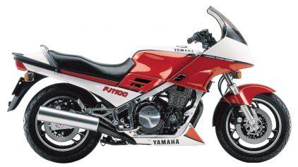 Yamaha FJ 1100 3
